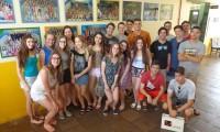 Nova turma na galeria de Ex-alunos