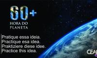 CEAP mobiliza para Hora do Planeta