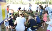 Integração das famílias do CEAPzinho no Campo