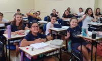 17.02.2020 - Início das aulas no Ensino Fundamental 2020