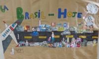 """Exposição revisita """"A menina que descobriu o Brasil"""""""