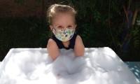 CEAP proporciona vivências sensoriais na infância