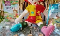 Boneca Emília visita o Maternal 2 do CEAPzinho