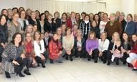 Evento reuniu mulheres ligadas ao CEAP