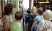 Museu Escolar recebe visita da OASE