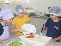 Cozinha pedagógica