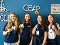 CEAP conquistou 1º lugar na Olimpíada de matemática