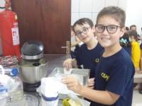 22.03.2019 - Bolo  X aula de português