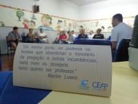 CEAP sediou encontro da Rede Sinodal