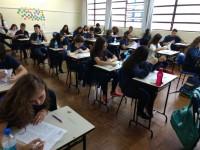 Simulado, preparação para o exame oficial