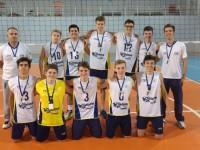 CEAP é 3º no Torneio ONASE de voleibol