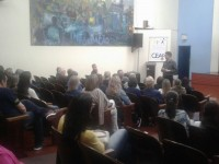 Relacionamento familiar foi tema de palestra no CEAP