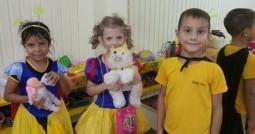 Diversão e aprendizado nos primeiros dias de CEAPzinho
