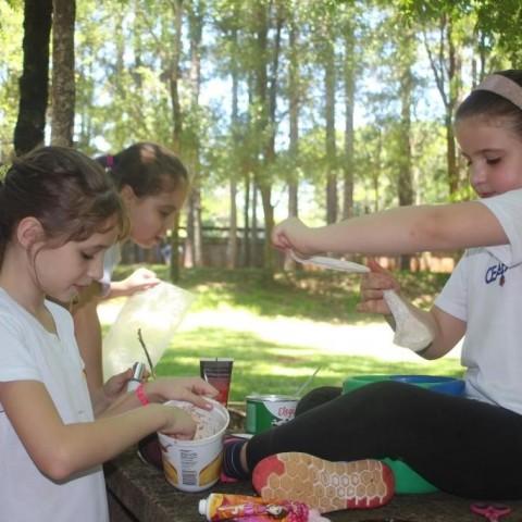 Finalização projeto horta integração com as famílias 3º ano