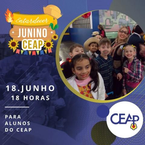 18.06.2019 - Entardecer Junino - CEAP