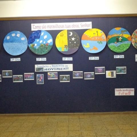 Hora do Planeta: escola mobilizada