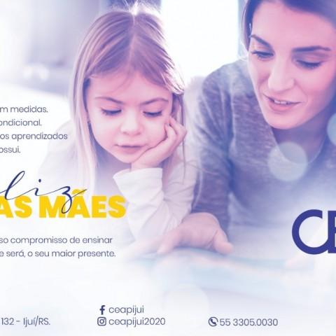 15.05.2020 - As lindas mamães do CEAP