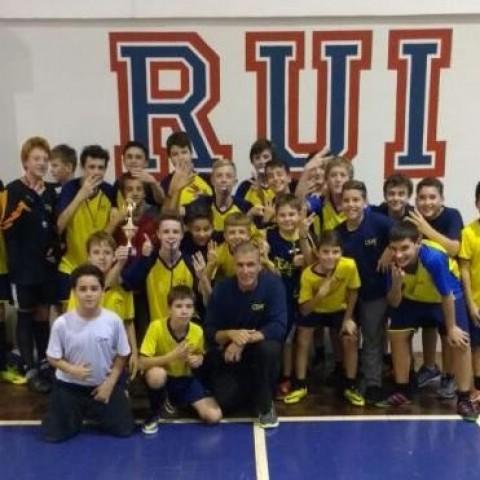 Futsal Campeão em Carazinho