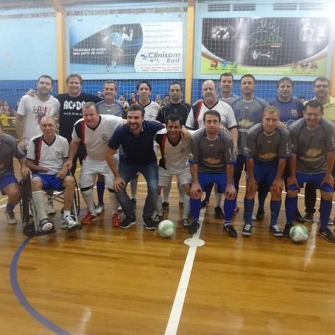 Finais do Torneio de Pais de Futsal
